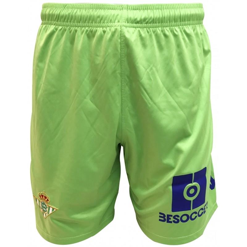 Calzona Kappa 3ª Equipación Real Betis 2018-2019 Junior