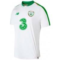Camiseta de Fútbol NEW BALANCE 2ª Equipación Irlanda 2018-2019 MT830207-WT