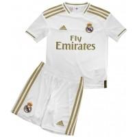 Camiseta de Fútbol ADIDAS Minikit 1ª Equipación Real Madrid 2019-2020 DX8841