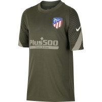 Camiseta de Fútbol NIKE Atlético de Madrid Strike Junior 2020-2021 CD5202-326
