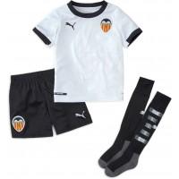 Camiseta de Fútbol PUMA 1ª Equipación Valencia CF 2020-2021 Kit Niño 757482-01