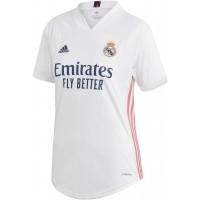 Camiseta de Fútbol ADIDAS 1ª Equipación Real Madrid 2020-2021 Mujer FQ7483