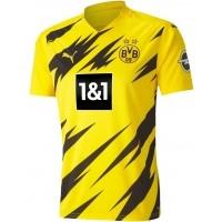 Camiseta de Fútbol PUMA 1ª Equipación Borussia Dortmund 2020-2021 757156-01