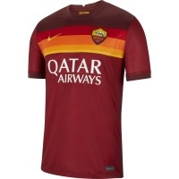 Camiseta de Fútbol NIKE 1ª Equipación AS Roma 2020-2021 CD4248-614