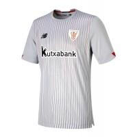 Camiseta de Fútbol NEW BALANCE 2ª Equipación Athletic Club Bilbao 2020-2021 Niño JT030147-AWY