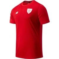 Camiseta de Fútbol NEW BALANCE Athletic Club Bilbao Pre-Game 2020-2021 MT031111-TRE