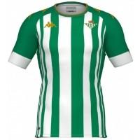 Camiseta de Fútbol KAPPA 1ª Equipación Real Betis 2020-2021 3118ZCW-S00