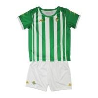 Camiseta de Fútbol KAPPA 1ª Equipación Real Betis 2020-2021 Kit Bebé 3118ZMW-A00