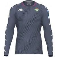Camiseta de Fútbol KAPPA 1ª Equipación Portero Real Betis 2020-2021 3118ZGW-S07