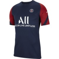 Camiseta de Fútbol NIKE Entrenamiento Paris Saint-Germain Strike 2020-2021  CD4915-411