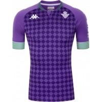 Camiseta de Fútbol KAPPA 2ª Equipación Real Betis 2020-2021 3118ZDW-S01