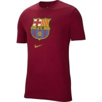 Camiseta de Fútbol NIKE FC Barcelona 2020-2021 100% algodón  CD3115-620