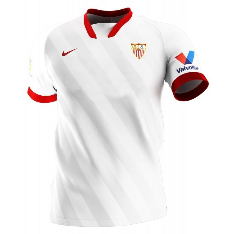 Camiseta Nike 1ª  Equipación Sevilla FC 2020-2021 Niño