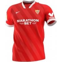 Camiseta de Fútbol NIKE 2ª Equipación Sevilla FC 2020-2021 BV6703-658