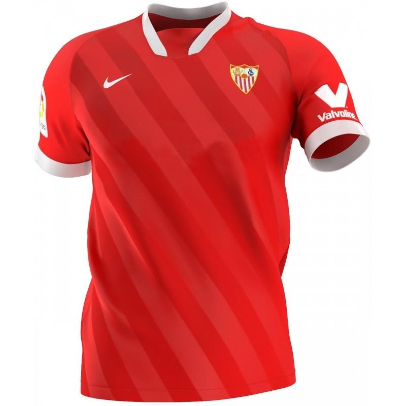 Camiseta Nike 2ª Equipación Sevilla FC 2020-2021 Niño