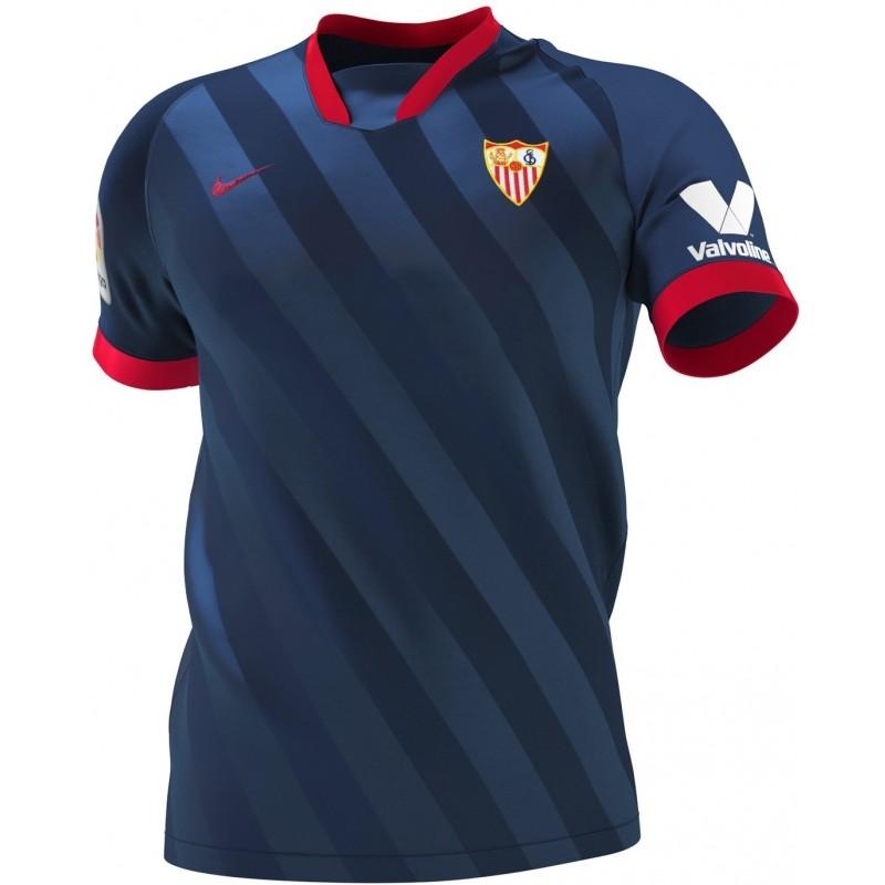 Camiseta Nike 3º Equipación Sevilla FC 2020-2021 Niño