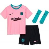Camiseta de Fútbol NIKE 3º Equipación Barcelona 2020-2021 Minikit Infantil CK7902-654