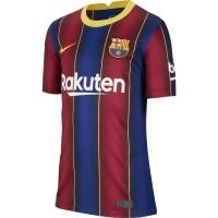 Camiseta de Fútbol NIKE 1ª  Equipación FC Barcelona 2020-2021 Niño CD4500-456