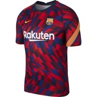 Camiseta de Fútbol NIKE FC Barcelona Dri-Fit 2020-2021 CD5812-658