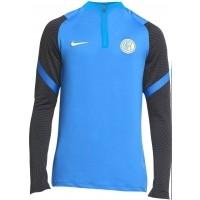 Sudadera de Fútbol NIKE Inter Milán Strike 2020-2021 CD4927-413