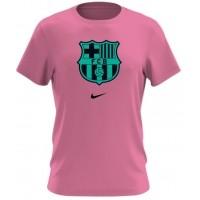 Camiseta de Fútbol NIKE FC Barcelona 2020-2021 100% Algodón CD3115-662