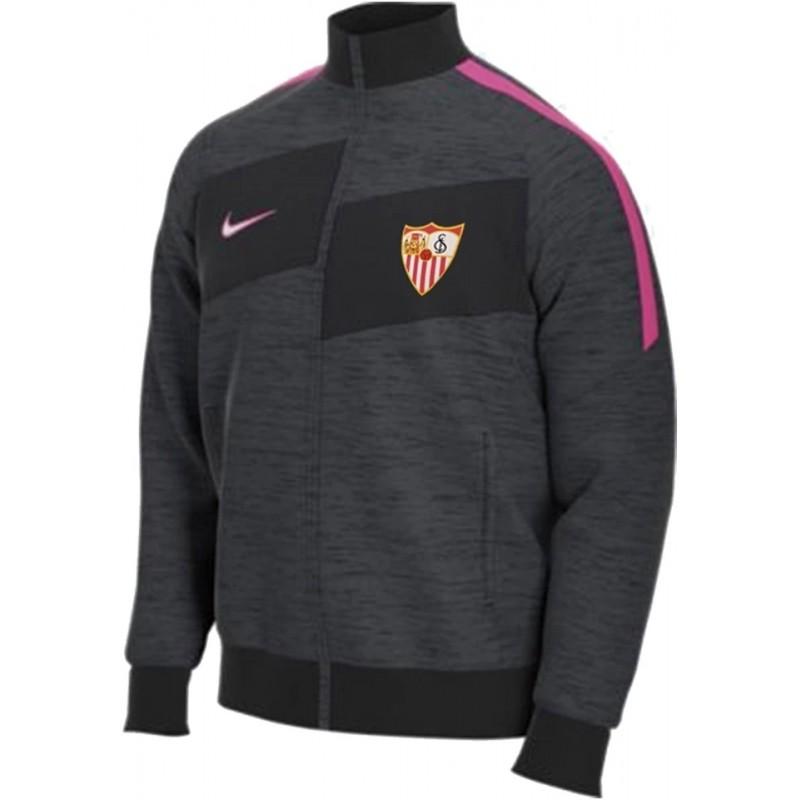 Chandal Nike Sevilla FC Chaqueta 2ª vuelta 2020-2021 Adulto