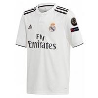 Camiseta adidas 1ª Equipación Real Madrid CF 2018-2019 Champions