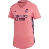 Camiseta adidas 2ª Equipación Real Madrid 2020-2021 Mujer