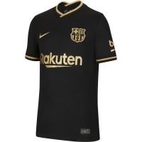 Camiseta Nike 2ª Equipación FC Barcelona 2020-2021 Niño