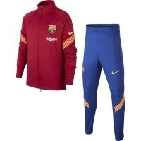 Chandal Nike FC Barcelona Strike 2020-2021 Niño