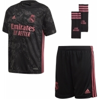 Camiseta adidas 3ª Equipación Real Madrid 2020-2021 Minikit Niño