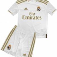 Camiseta adidas Minikit 1ª Equipación Real Madrid 2019-2020