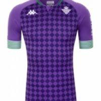 Camiseta Kappa 2ª Equipación Real Betis 2020-2021 NIño