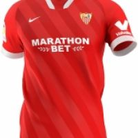 Camiseta Nike 2ª Equipación Sevilla FC 2020-2021