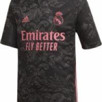 Camiseta adidas 3ª Equipación Real Madrid 2020-2021 Niño