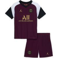 Camiseta Nike MiniKit 3ª Equipación PSG Little Boys Kit CL 2020-2021