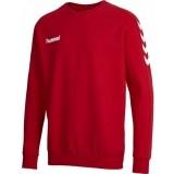 Sudadera de Fútbol HUMMEL Core Cotton Sweat 036894-3062