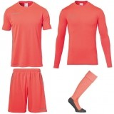 Conjunto de Portero de Fútbol UHLSPORT Score Goalkeeper Set 100561602