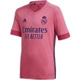 Camiseta de Fútbol ADIDAS 2ª Equipación Real Madrid 2020-2021 Niño FQ7493