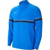 Chaqueta Chándal de Fútbol NIKE Academy 21 Woven Track Jacket  CW6118-463