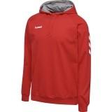 Sudadera de Fútbol HUMMEL HmlGo Cotton Hoodie 203508-3062