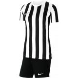 Equipación Mujer de Fútbol NIKE Striped Division IV P-CW3816-100