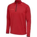 Sudadera de Fútbol HUMMEL HmlAutenthic Pro Half Zip Sweat 204605-3782