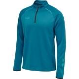 Sudadera de Fútbol HUMMEL HmlAutenthic Pro Half Zip Sweat 204605-8745