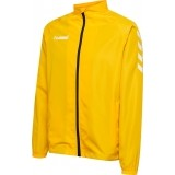 Chaqueta Chándal de Fútbol HUMMEL Core Micro Zip Jacket 203441-5001
