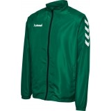 Chaqueta Chándal de Fútbol HUMMEL Core Micro Zip Jacket 203441-6140