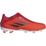 Bota de Fútbol ADIDAS X Speedflow .3 LL FG Junior FY3257