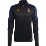 Sudadera de Fútbol ADIDAS Real Madrid 2021-2022 Warm Top GR4340