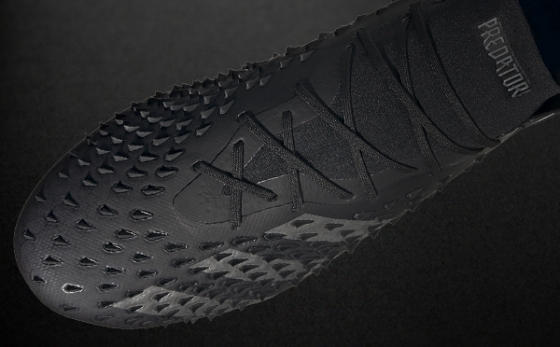 Botas de Fútbol adidas Predator Negro / Negro