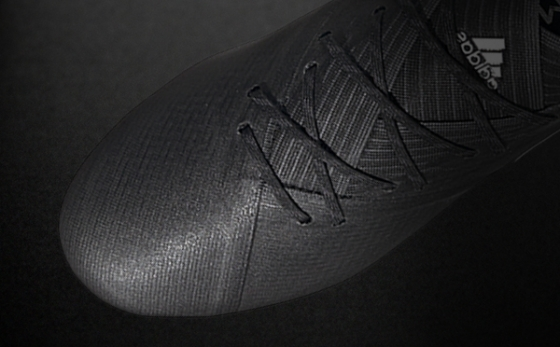 Botas de Fútbol adidas NEMEZIZ Negro / Negro